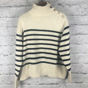 NWT Zara Knitwear Collection Oversize Sweater L